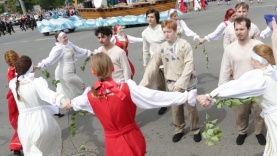 Пермяки присоединятся к международной акции «Самый дружный хоровод»